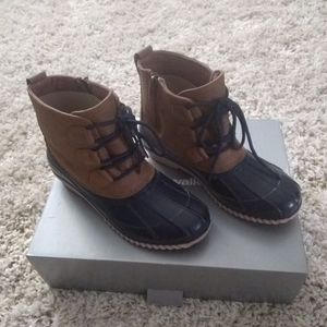 Two Tone Boot 7W